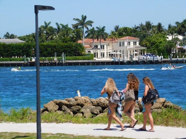 Peanut Island en Floride.