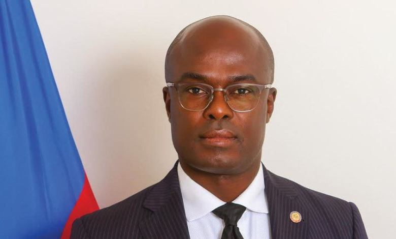 Gandy Thomas, consul général d'Haïti à Miami