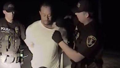 Photo of Tiger Woods contrôlé arrêté pour conduite en état d'ivresse