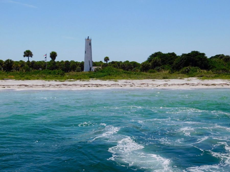 île d'Egmont Key en Floride