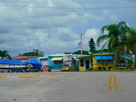 L'ïle de Goodland en Floride