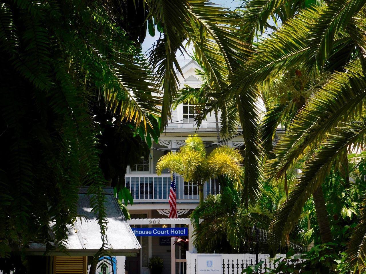 Hemingway House Key West 4855 Le Courrier De Floride