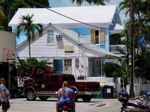 Rues et maisons de Key West