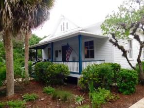 Vieux village de Sanibel Island (Floride)