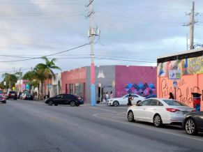 Wynwood Art District de Miami.