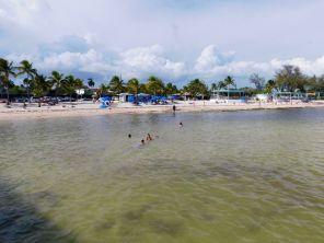 Plage de Higgs Beach à Key West