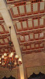 Hôtel Biltmore - Plafond décoré -