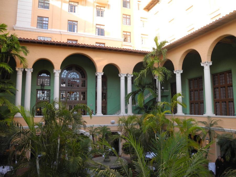 Hôtel Biltmore - Patio intérieur - Miami