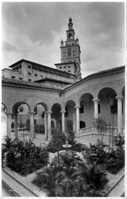 Hôtel Biltmore - Jardin