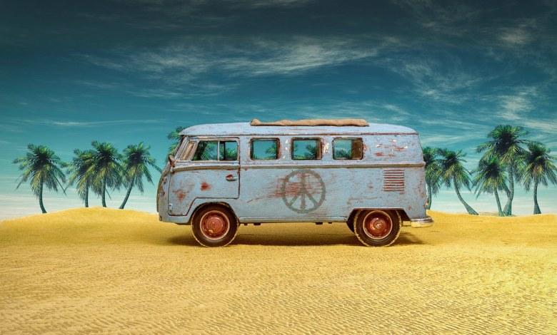 Camping-car en Floride