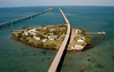 île de Pigeon Key (Keys de Floride)