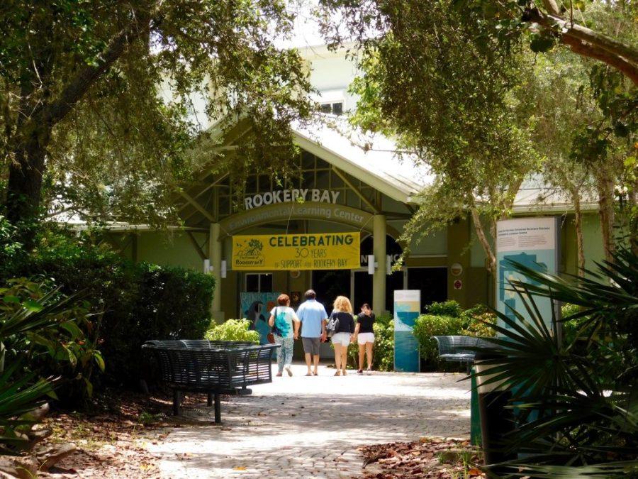 Rookery bay Environnemental Learning Center (à Naples en Floride).