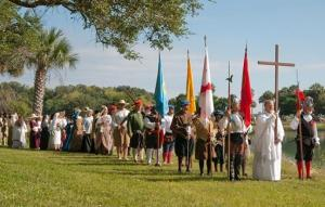 Founder's Day à St Augustine