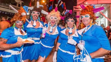 Photo of Fantasy Fest de Key West : le carnaval le plus excentrique de Floride revient en octobre !