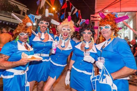 Fantasy Fest Key West 2016