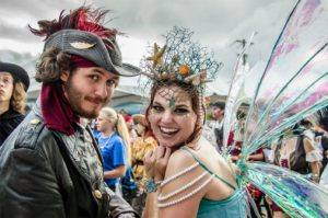 Boyton Beach Haunted Pirat Fest and Mermaid Splash