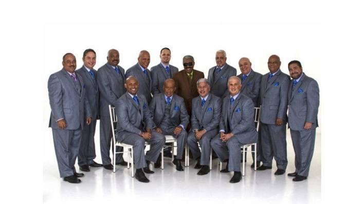 55 ans du groupe El Gran Combo à Miami