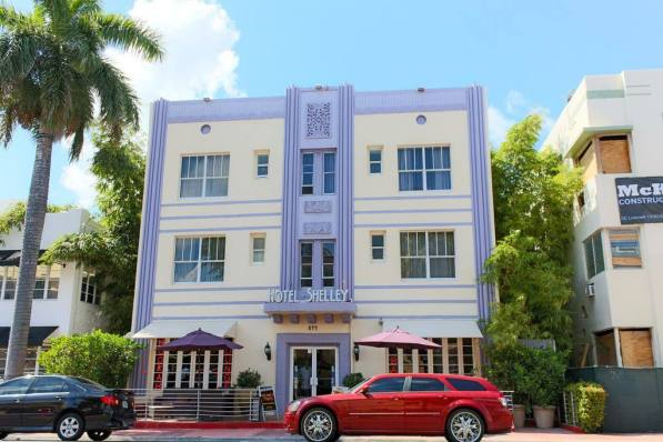 Shelley Hotel - Miami Beach