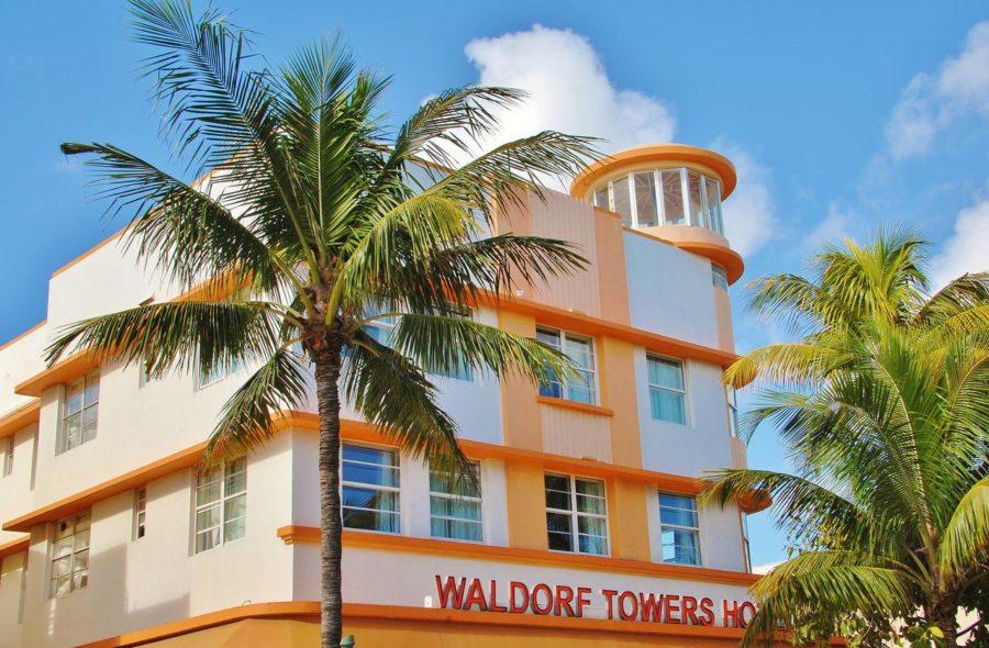 Waldorf Towers Hotel