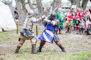 Camelot Days Medieval Fest Hollywood Floride