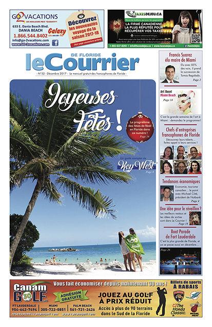 Le Courrier de Floride de décembre 2017