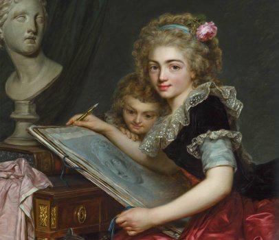 Peintures françaises de la Horvitz Collection exposées à Gainesville