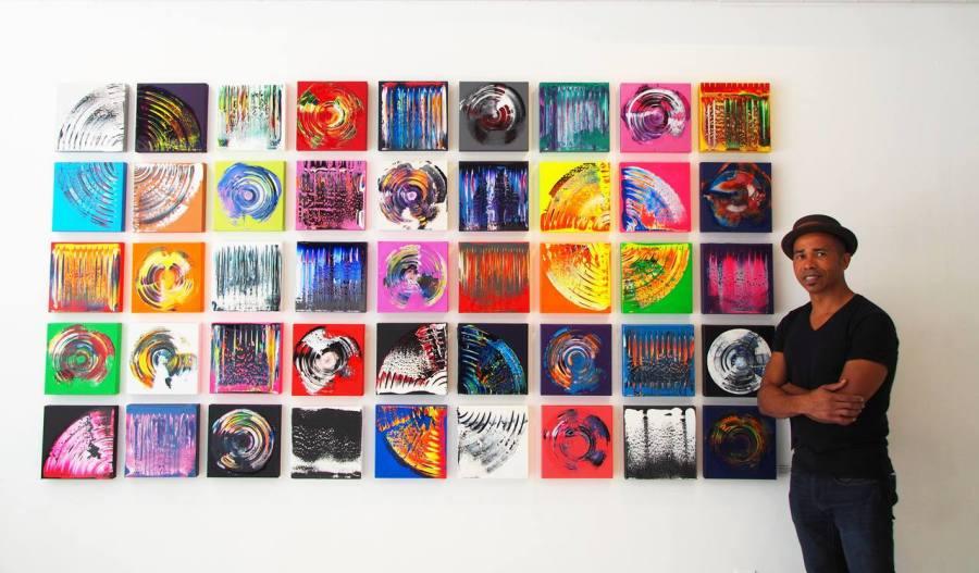 Patrick Glémaud à la Macaya Gallery de Miami