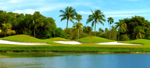 Crandon Golf Key Biscayne Floride