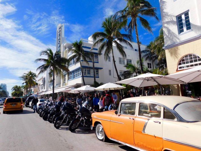 South Beach / Miami Beach / Quartier Art Deco