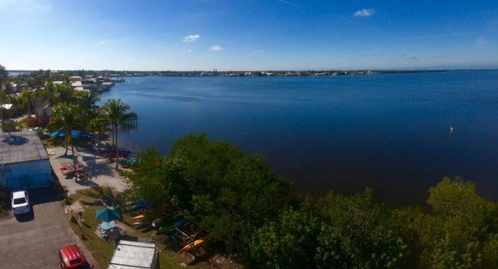 Matlacha, village de pêcheurs en Floride