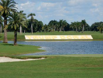 Trump International Golf Doral Floride
