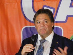 Daniel Veilleux, président de Desjardins Bank
