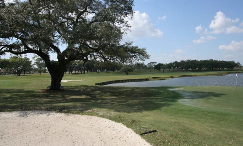 Grand oaks Golf Club Floride
