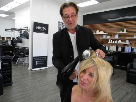 Coiffeur, visagiste, styliste à Boca Raton (Floride) : Philippe Beguin