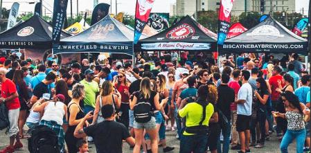 Spring Beer Festival Wynwood Miami