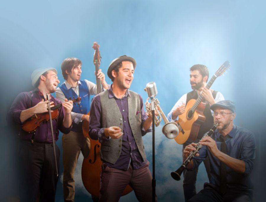 Concert de The French Horn au Miami