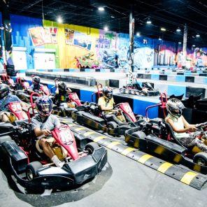 Karting au Xtreme Action Park de Fort Lauderdale