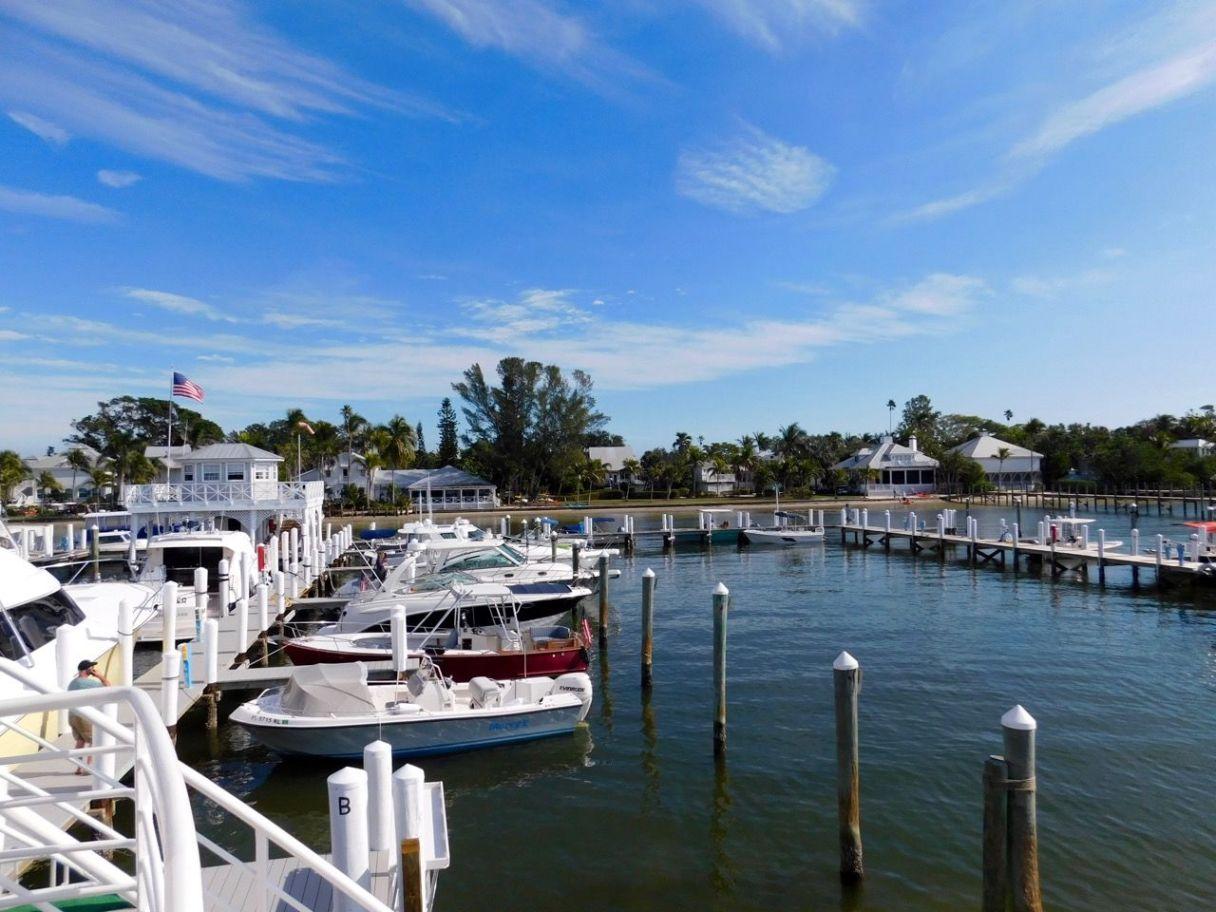 Useppa Island, une île de Floride