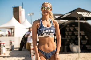 Model Beach Volleyball Tournament