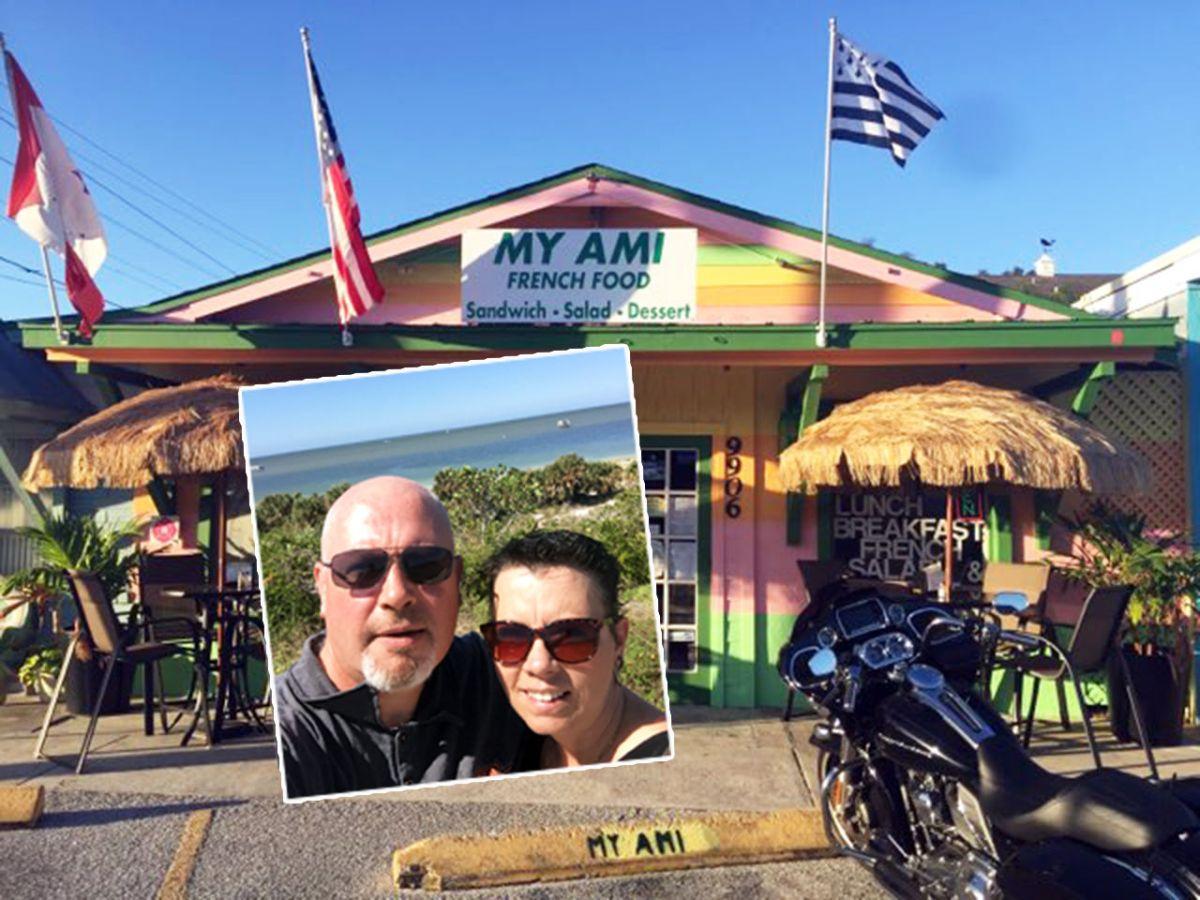 Restaurant MY AMI : le rendez-vous de l'amitié à Anna Maria Island