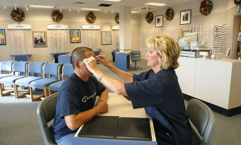 opticien lunettes ophtalmologue à Miami et en Floride