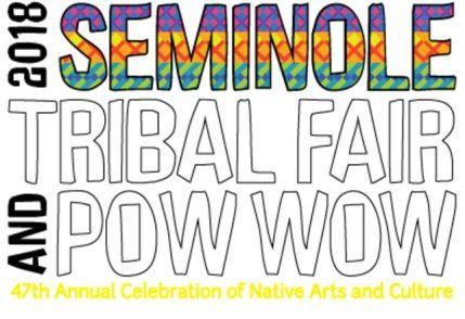 Pow Wow de la tribu seminole à Hollywood en Floride