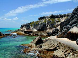 Punta Sur Path à Isla Mujeres