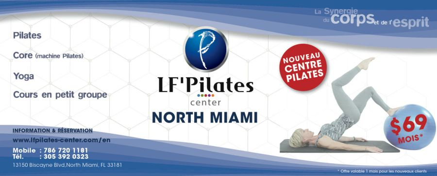 LF Pilates Center Yoga North Miami