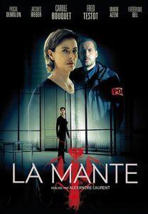 Affiche de la série La Mante sur netflix