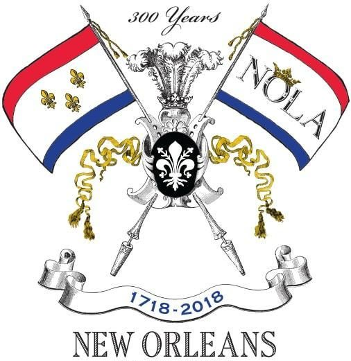 300e anniversaire de la Nouvelle Orléans