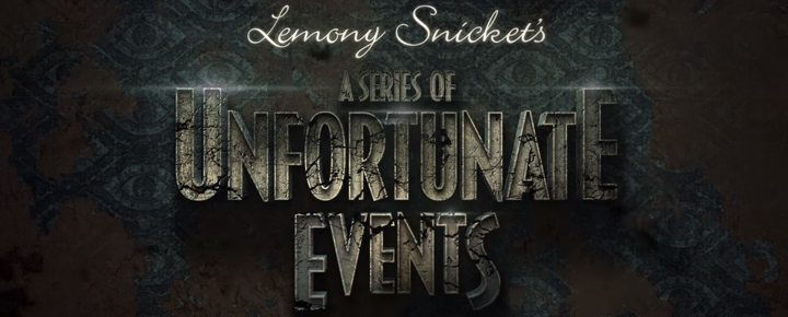 Série A Series of Unfortunate Events (Saison 2) sur Netflix