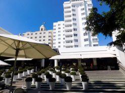 Delano Hotel, hôtel art déco sur Ocean Drive à South Beach / Miami Beach