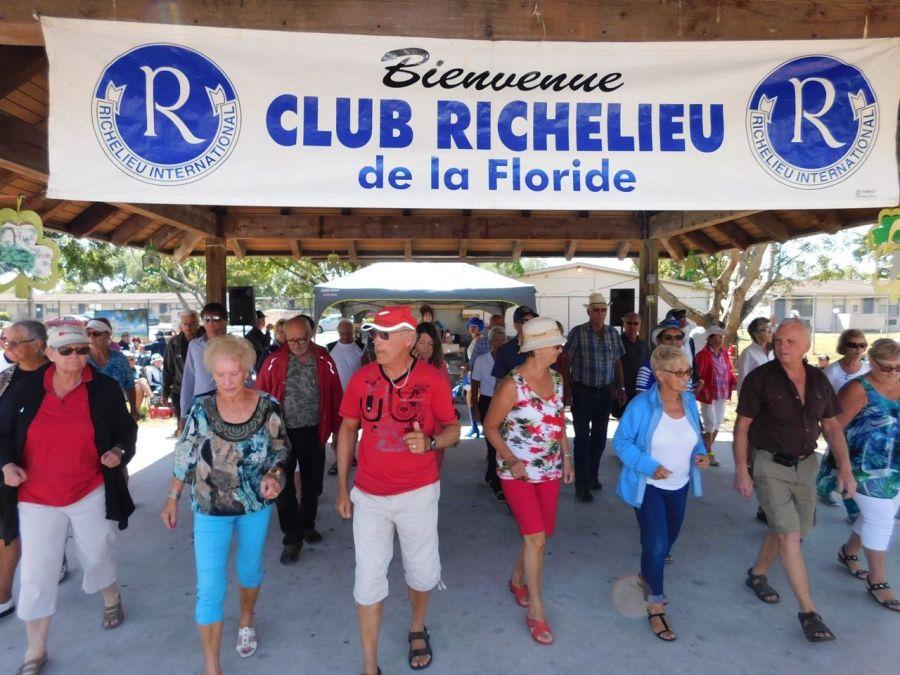 Journée du Québec 2018 du Club Richelieu à Pembroke Park en Floride