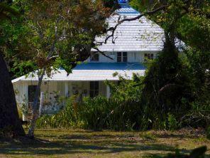 Captain Francis A. Hendry House à La Belle, en Floride